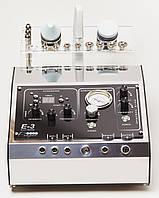 Многофункциональный аппарат E-3 3 в 1 (Уз терапия, алмазная дермабразия, уз-скрабер)