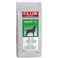 Royal Canin (Роял Канин) Club CC, сухой корм для собак с нормальной активностью, 20кг