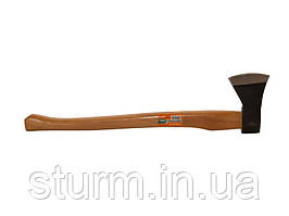 Топор с деревянной рукояткой Sturm 2140104