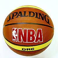 Мяч баскетбольный №6 NBA GR6