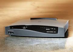 Маршрутизатор (router) Cisco SOHO 91 бу