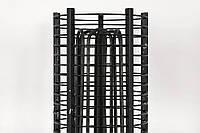 Каменка электрическая для сауны Sawo Tower Heater (башня) TH9-150NS Black, фото 2