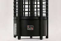 Каменка электрическая для сауны Sawo Tower Heater  TH2-30NS Black, фото 1