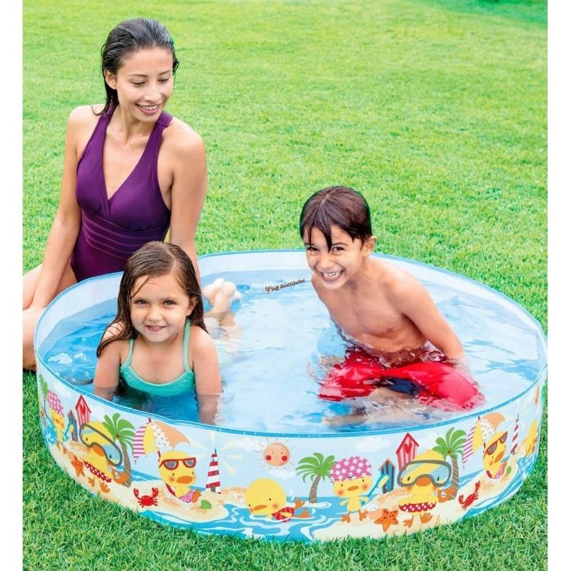 Детский каркасный бассейн Intex 58477 122х25см