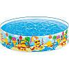 Детский каркасный бассейн Intex 58477 122х25см, фото 2