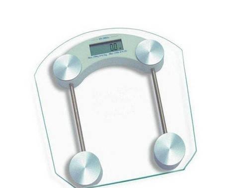 Напольные весы MATRIX MX-451B 180 кг с платформой из закаленного стекла электронные, фото 2