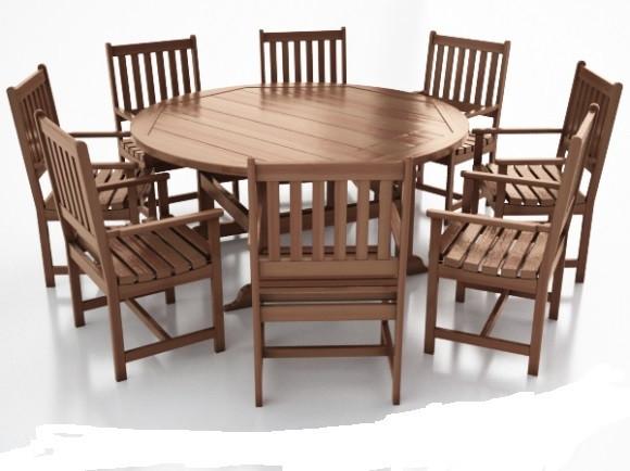"""Набор мебели """"Гость"""" (стол+8 стульев)"""