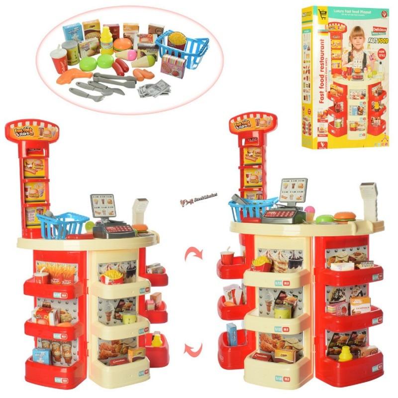 Детский магазин супермаркет 922-20 игровой набор