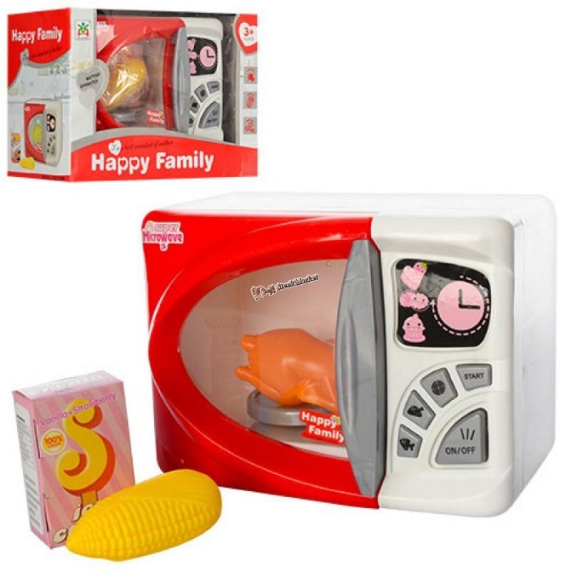 Детская игровая микроволновка LS820K7 Happy Family