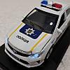 Машинка металлическая 7844 toyota Автоопром 1:32 полицейская, фото 5