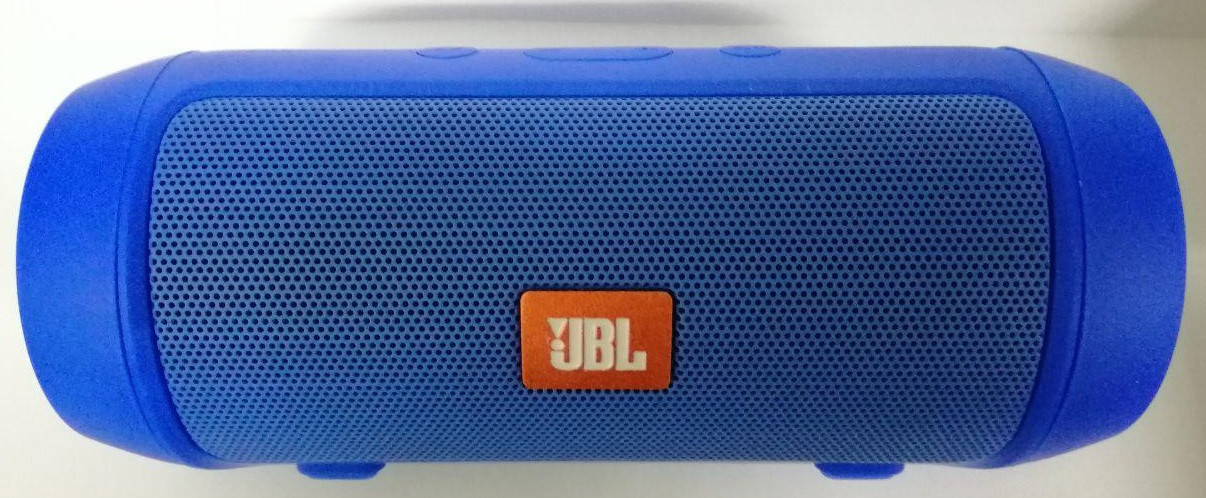 Bluetooth Колонка JBL Charger 2 Mini Blue (Реплика) Гарантия 3 месяца