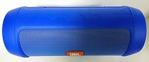 Bluetooth Колонка JBL Charger 2 Mini Blue (Реплика) Гарантия 3 месяца, фото 2