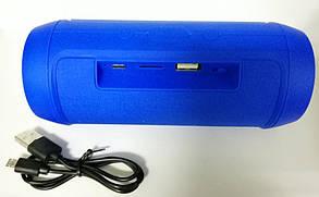 Bluetooth Колонка JBL Charger 2 Mini Blue (Реплика) Гарантия 3 месяца, фото 3