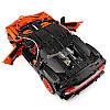"Конструктор ""Автомобиль Bugatti Chiron"" Lepin 20086C 4031 деталь, фото 3"
