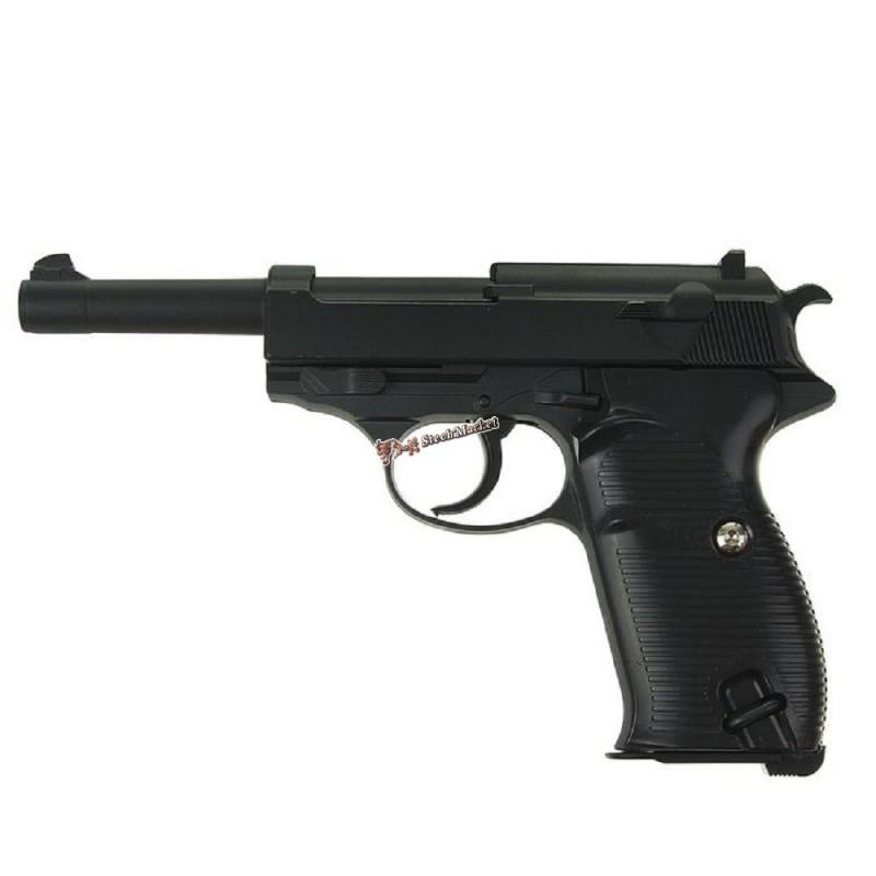 Страйкбольный пистолет Galaxy G.21 (Walther P-38)