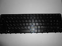 Клавиатура для ноутбука HP Pavilion M6-1000 RU, Black, Without Frame (PK130U92B06), фото 1