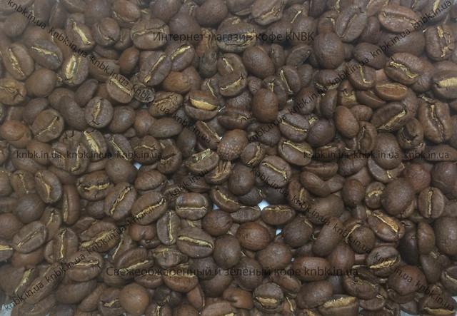 свежеобжаренный кофе Арабика Кения в зернах