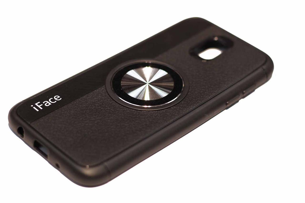 Чехол с магнитом автодержателя iFace Samsung Galaxy J7/J710 (2016)