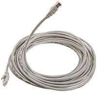 Патч-корд RJ45 30м, сетевой кабель UTP Cat.5E Lan