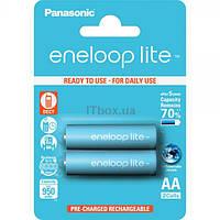 Аккумулятор AA 950mAh Panasonic Eneloop Lite Ni-MH блистер (2шт)