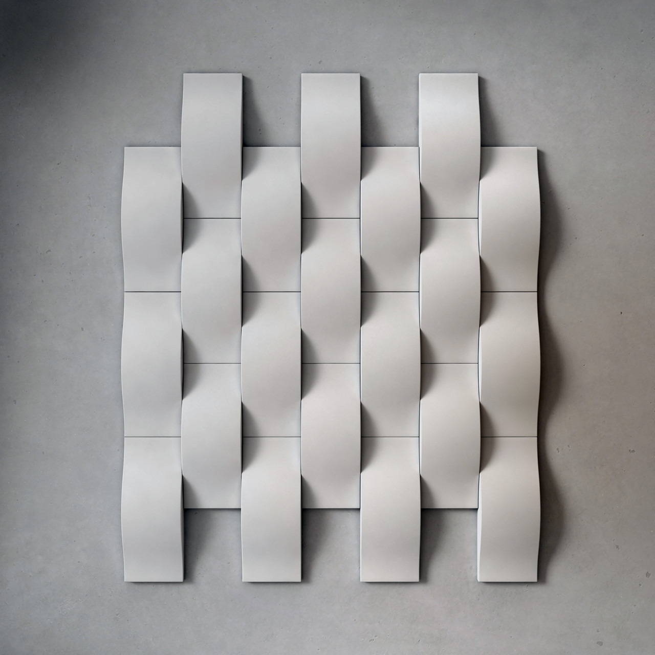 Arc Eco Collection 3D панели гипсовые