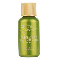 Масло для волос и тела CHI Olive Organics Hair and Body Oil 15 мл