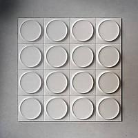 Bowl Eco Collection 3D панели гипсовые