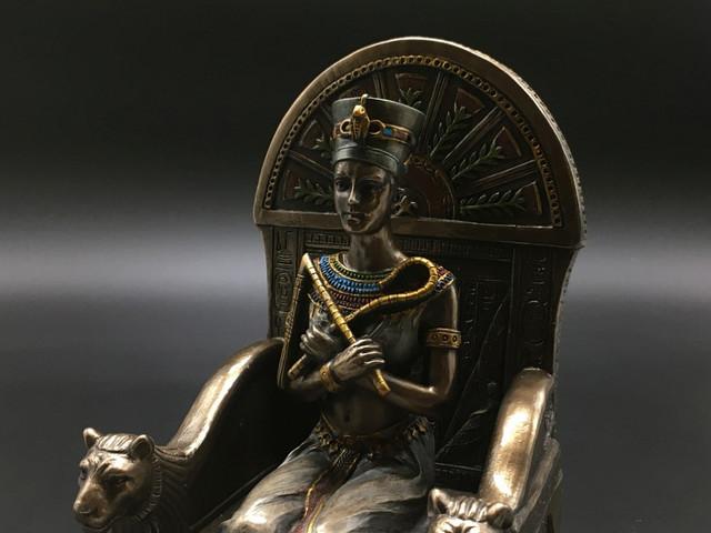 Египетская серия Veronese. Коллекционные статуэтки