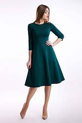 Дизайнерська зелена сукня Марина