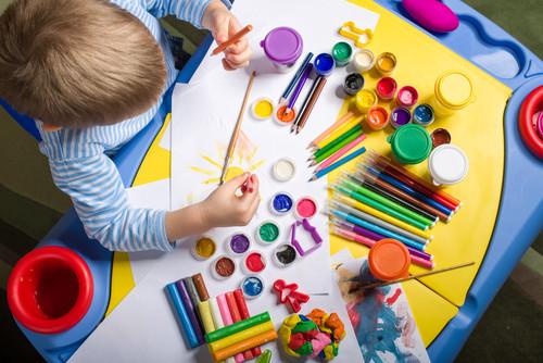 Канцелярия для малышей - Mini Kids 1+