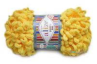 Alize Puffy Fine NEW, Желтый №113