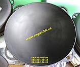 Казан чугунный азиатский на 30 литров с чугунной крышкой, фото 2