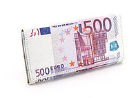 Кошелек, бумажник, портмоне, визитница, 500 евро