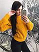 Стильный женский свитер из акрила, фото 3
