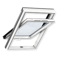Мансардное окно VELUX Standart Плюс GLU 0061 В (ПВХ) 66*118