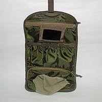 Cумка несессер, туалетная, британская MIL-TEC Olive, фото 1