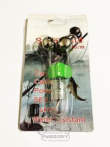 Сигнализатор поклёвки с умным вибросветлячком