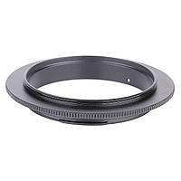 Реверсное макро кольцо Alitek Canon EOS – 58 мм