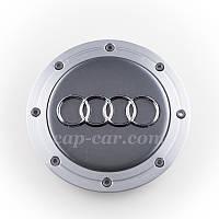 Колпачки для литых дисков Audi выгнутые 4B0601165 A