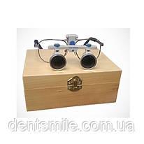 Бинокулярный увеличитель SL-250A БУх2,5 (340/420/460/500mm)