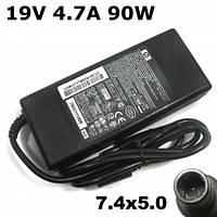 Блок питания для ноутбука HP/Compaq 19V 4.74A 90W (7.4mm*5.0 mm pin inside)