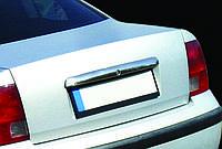 Накладка над номером Volkswagen B5 1996-2001