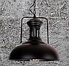 Подвесная люстра лофт 7528880-1 BK черный