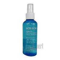 Спрей для чистки ЖК дисплеев  Lcd Screen Cleaner 100 ml (для очистки поверхности перед поклейкой)