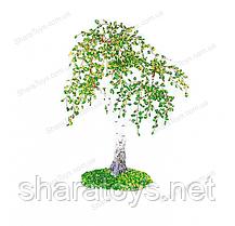 """Бисерное дерево """"Береза"""""""