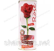 """Цветок из бисера """" Роза"""""""