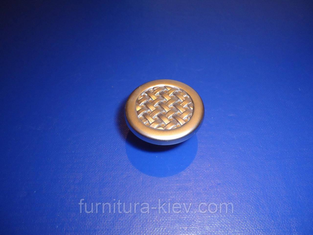 Ручка мебельная GR 08 алюминий, фото 1
