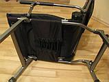Кресло карповое камуфлированное Elektrostatyk F5R. В наличии. Есть самовывоз в Киеве, фото 4