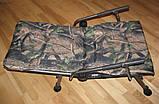 Кресло карповое камуфлированное Elektrostatyk F5R. В наличии. Есть самовывоз в Киеве, фото 2