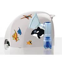 Ингалятор компрессорный Norditalia HI-NEB (Италия) детский и для всей семьи